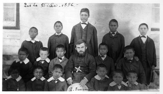 Lac La Biche Mission 1896